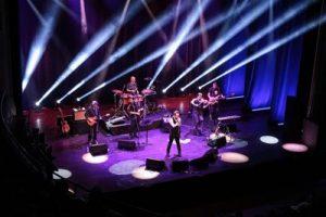 Alquiler de escenarios para conciertos - Moysesur